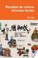 Recettes de cuisine chinoise faciles