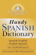 Random House Webster s Handy Spanish Dictionary