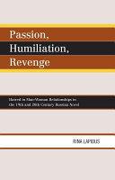 download ebook passion, humiliation, revenge pdf epub
