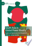 South Asia In Global Power Rivalry