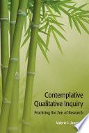 Contemplative Qualitative Inquiry
