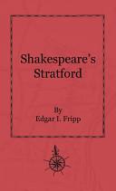 Shakespeare s Stratford