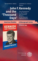John F. Kennedy and the