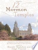 12 Mormon Temples