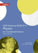 OCR Gateway GCSE (9-1) Physics for Combined Science