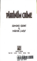 Platinum Crime