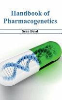 Handbook of Pharmacogenetics
