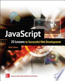 Javascript 20 Lessons To Successful Web Development