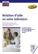 illustration Relation d'aide en soins infirmiers