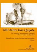 400 Jahre Don Quijote