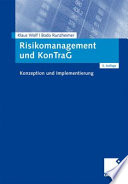 Risikomanagement und KonTraG