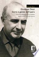 Giuseppe Dess   Storia e genesi dell   opera