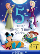 5-Minute Sleepy Time Stories Book
