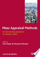 Mass Appraisal Methods