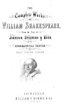 download ebook the complete works of william shakespeare pdf epub