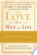 The Love As A Way Of Life Devotional