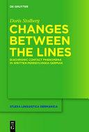 Changes Between the Lines