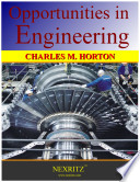 Opportunities in Engineering