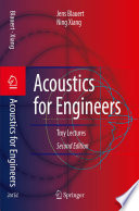 Acoustics For Engineers book