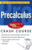 Schaum s Easy Outline of Precalculus
