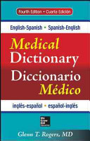 English Spanish Spanish English Medical Dictionary  Fourth Edition