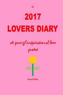 The 2017 Lovers Diary