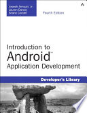 Introduction to Android Application Development