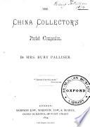 The China Collector S Pocket Companion