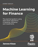 Machine Learning For Finance