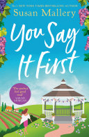 You Say It First  Happily Inc  Book 1