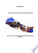 Tourismus als Mittel zur Armutsminderung in Nepal