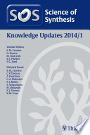 Science of Synthesis Knowledge Updates 2014
