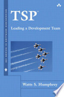 TSP SM  Leading a Development Team