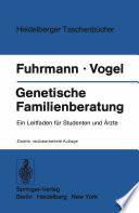 Genetische Familienberatung