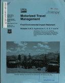 download ebook tahoe national forest (n.f.), motorized travel management pdf epub