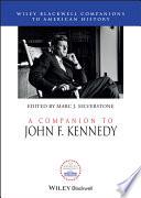 A Companion To John F Kennedy