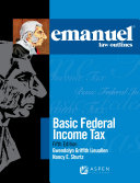Emanuel Law Outlines for Basic Federal Income Tax