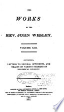 The Works Of The Rev John Wesley