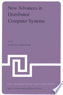 New Advances in Distributed Computer Systems