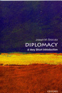 Diplomacy: A Very Short Introduction