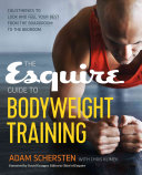 Bodyweight Training  Esquire Book