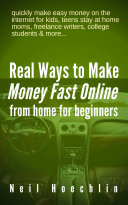 download ebook real ways to make money fast online from home for beginners pdf epub