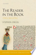 The Reader in the Book  A Study of Spaces and Traces