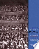 The Broadview Anthology of Drama  Volume 2  The Nineteenth and Twentieth Centuries