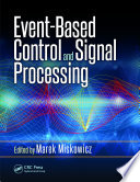 Event Based Control and Signal Processing