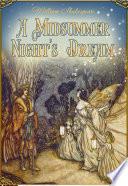 A Midsummer Night S Dream Illustrated By Arthur Rackham
