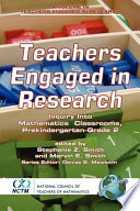 Teachers Engaged in Research