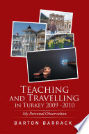 Teaching and Travelling in Turkey 2009  2010