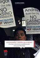 Un mouvement contre le jeu d'argent