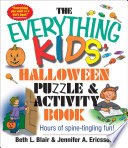 Everything Kids  Halloween Puzzle And Activity Book